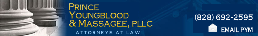 Prince, Youngblood, & Massagee, PLLC, Attorneys at Law, Hendersonville, North Carolina